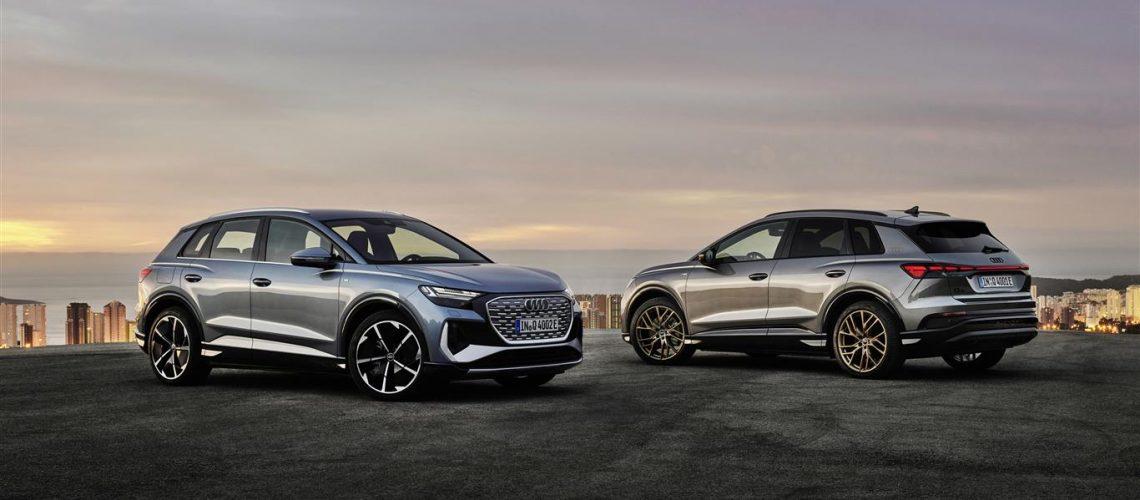 media-Audi Q4 e-tron e Audi Q4 Sportback e-tron_001