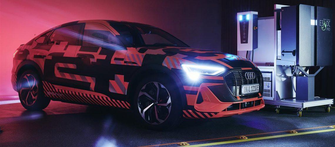 media-Audi ricarica bidirezionale